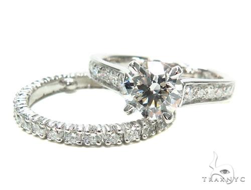 Prong Diamond Engagement Ring 42634 Engagement