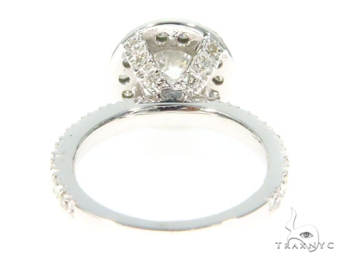 Prong Diamond Engagement Ring 45104 Engagement