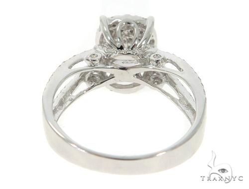 Prong Diamond Engagement Ring 49487 Engagement