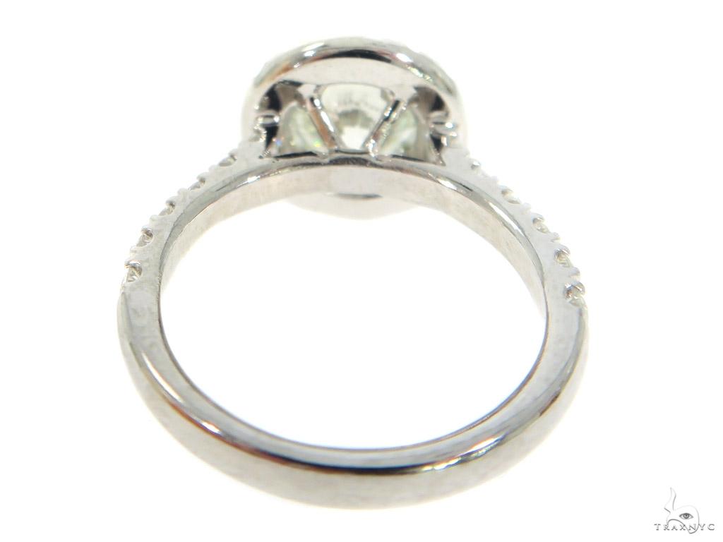 Prong Diamond Engagement Ring Set 49761 Engagement