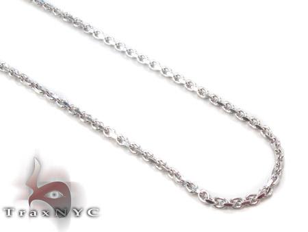 Prong Diamond Candace Necklace 33974 Diamond