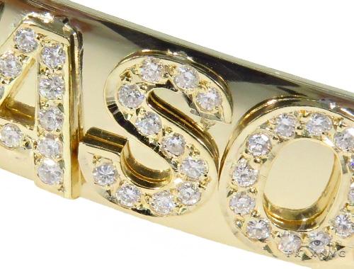 Prong Diamond Jason Bracelete 44539 Diamond