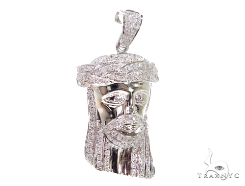 Prong Diamond Jesus Piece 40566 Style
