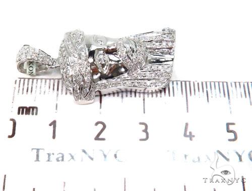 Prong Diamond Jesus Piece 40566 Style