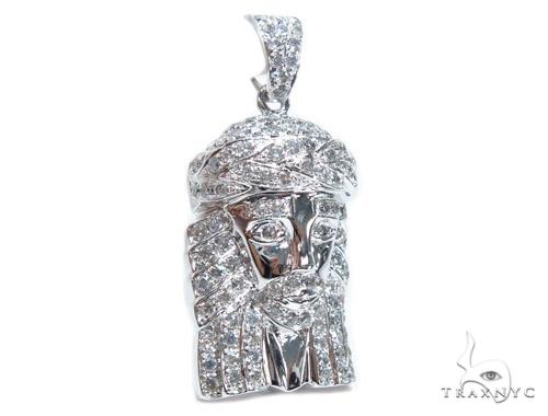 Prong Diamond Jesus Piece 42596 Style