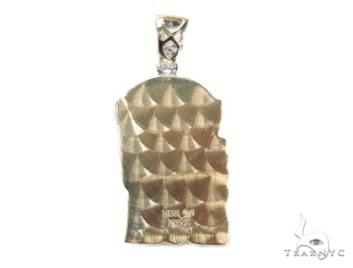 Prong Diamond Jesus Piece 42602 Style