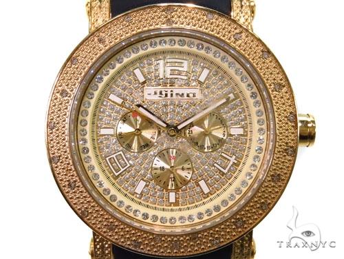 Prong Diamond JoJino Watch 40700 Affordable Diamond Watches