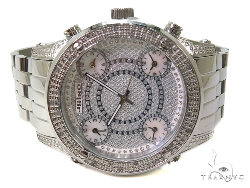 Prong Diamond JoJino Watch MJ1178 40696 Affordable Diamond Watches