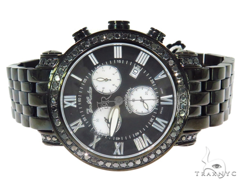 Prong Diamond Joe Rodeo Watch JCL-109 44317 Joe Rodeo