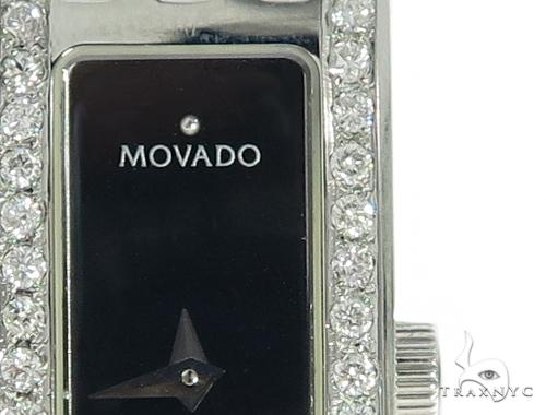Prong Diamond Movado Esperanza Baguette 0606300 49820 Movado
