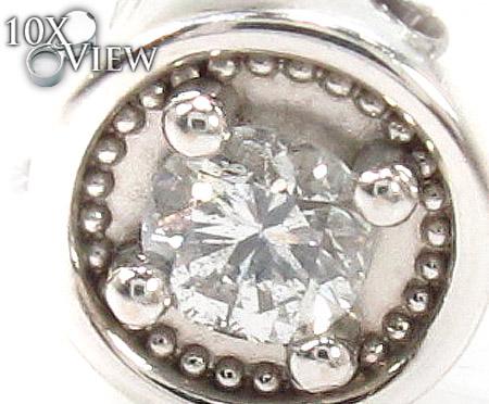 Prong Diamond Necklace 29174 Diamond