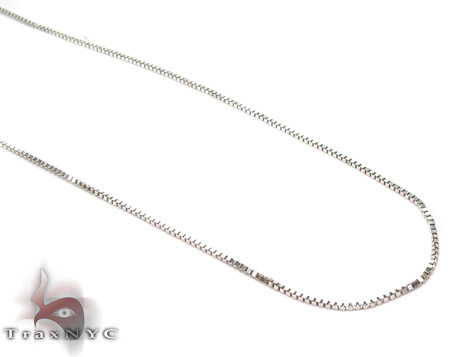 Prong Diamond Necklace 29178 Diamond