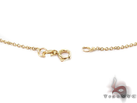 Prong Diamond Necklace 29180 Diamond