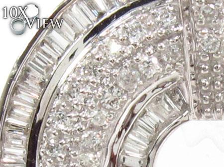 Prong Diamond Pendant 30692 Stone