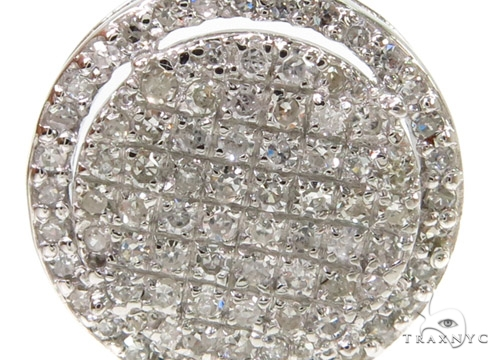 Prong Diamond Pendant 37894 Stone