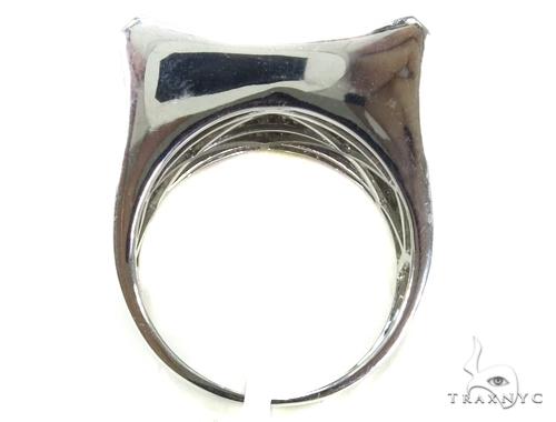 Prong Diamond Ractangle Ring 37911 Stone