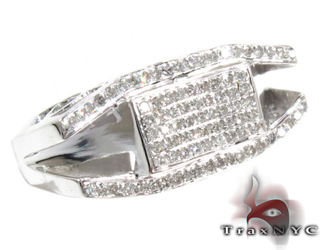 Prong Diamond Ring 28141 Stone