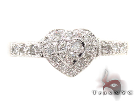 Prong Diamond Ring 29263 Engagement