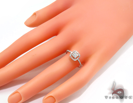 Prong Diamond Ring 31244 Engagement