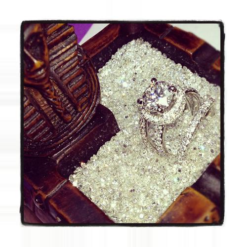 Prong Diamond Ring 32068 Engagement