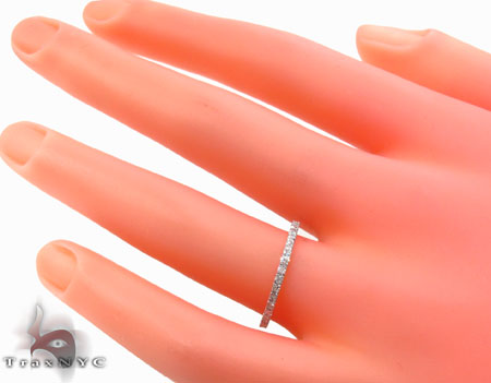 Prong Diamond Ring 32681 Wedding