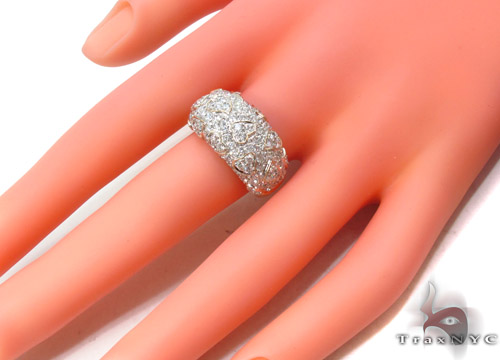 Prong Diamond Ring 33916 Anniversary/Fashion