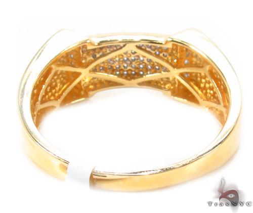 Prong Diamond Ring Metal