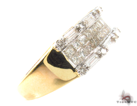 Prong Diamond Ring 34915 Wedding