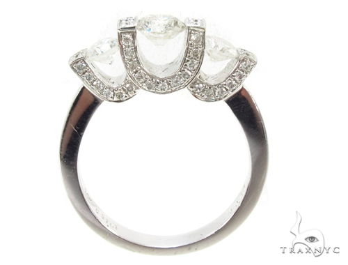 Prong Diamond Ring 35275 Anniversary/Fashion