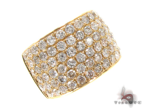 Prong Diamond Ring 35574 Stone