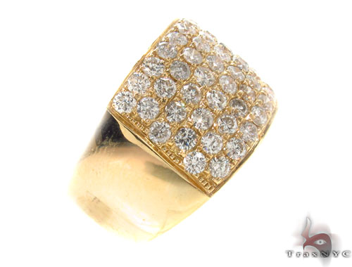 Prong Diamond Ring 35574 Stone