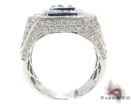 Prong Diamond Ring 35662 Stone