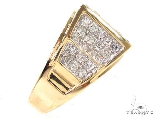 Prong Diamond Ring 36662 Stone
