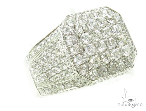 Prong Diamond Ring 39263 Stone