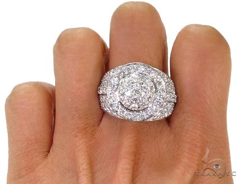 Prong Diamond Ring 39463 Stone