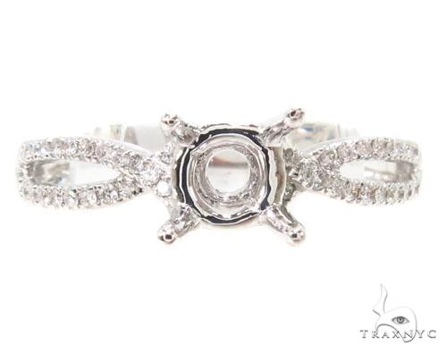 Prong Diamond Semi Mount Ring 36734 Engagement