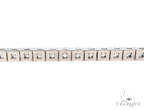 Prong Diamond Tennis Bracelet 40818 Tennis