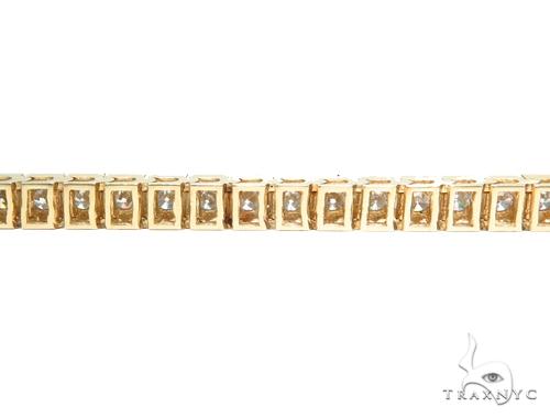 Prong Diamond Tennis Bracelet 41871 Tennis