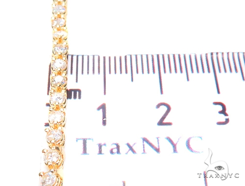 Prong Diamond Tennis Bracelet 43288 Tennis