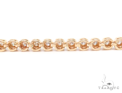 Prong Diamond Tennis Bracelet 43292 Tennis