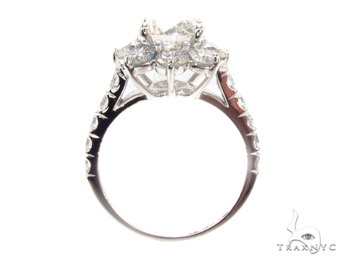 Prong Diamond Wedding Ring 36025 Engagement
