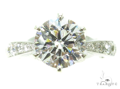 Prong Diamond Wedding Ring 37866 Engagement