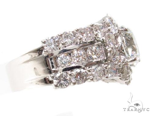 Prong Diamond Wedding Ring Set 39769 Engagement