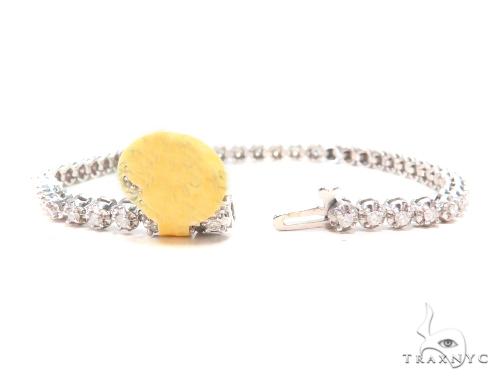 Prong Tennis Diamond Bracelet 43263 Tennis