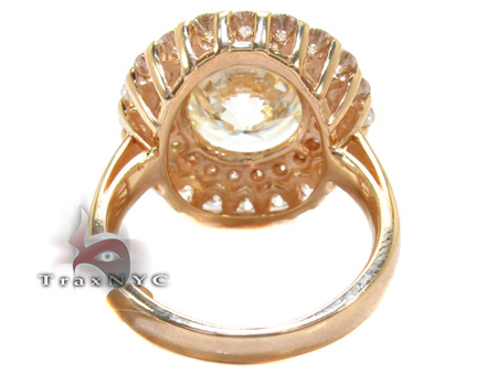 Queen Lady Diamond Ring Engagement