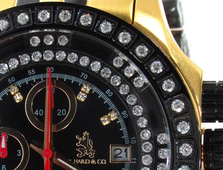 Richard & Co Diamond Watch RC-3016D1C1 Richard & Co