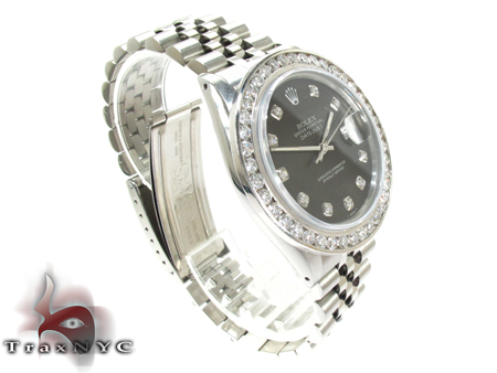 Rolex Datejust Steel 116234 Diamond Rolex Watch Collection
