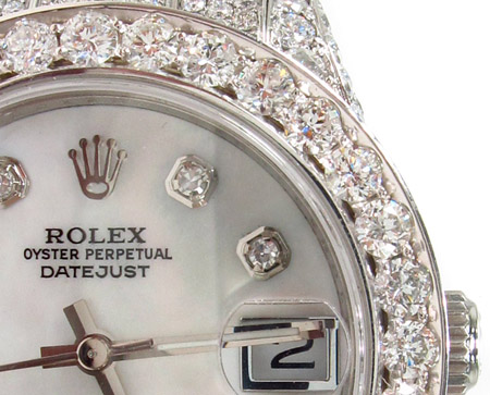 Rolex Datejust Steel 179384 Rolex Collection