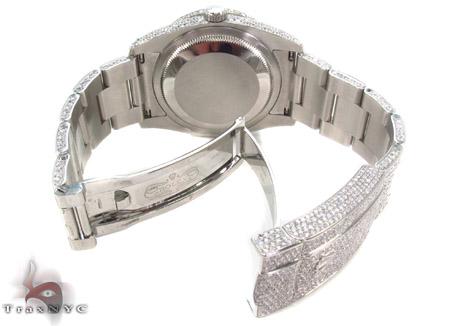 Rolex Datejust Steel 116244 Diamond Rolex Watch Collection