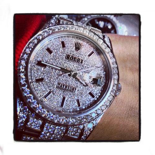 Rolex Datejust Steel 116334 Diamond Rolex Watch Collection